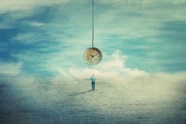 """""""Il tempo sospeso"""""""