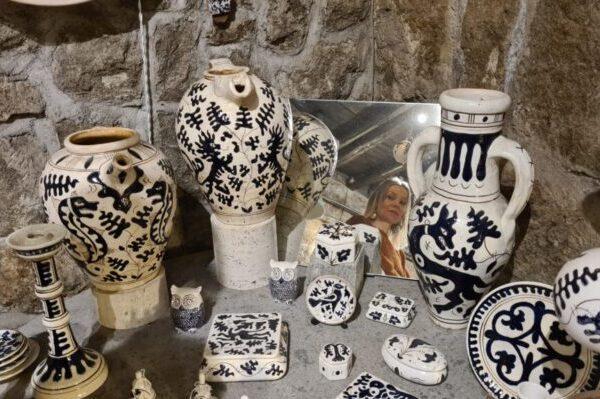 Arte Medievale della Ceramica e dei Tarocchi a Viterbo