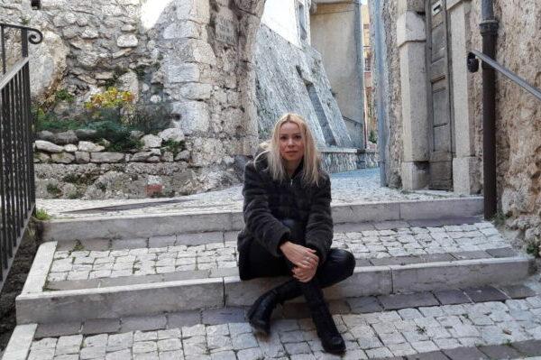 Giulia Marchetti : International Blogger